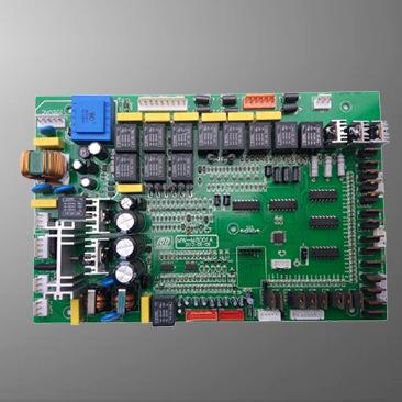 变频器主板自动插件加工